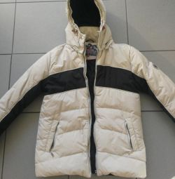 Children's down jacket for 14-15 years