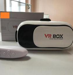 VR KUTUSU sanal gerçeklik gözlükleri
