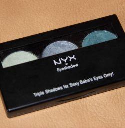 Göz farı NYX orijinal paleti
