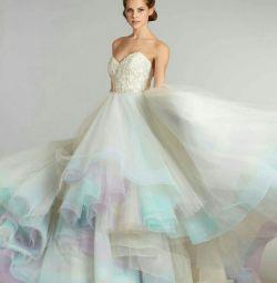 Χρώμα γάμου, ιριδίζουσα Lazaro 3269