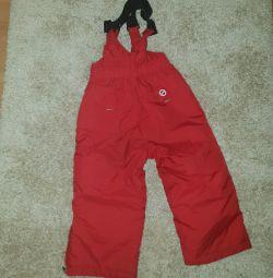 Warm pants 92r