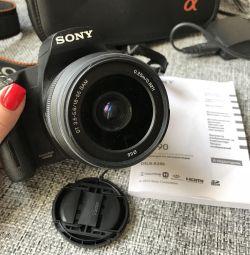 Sony a290 SLR camera