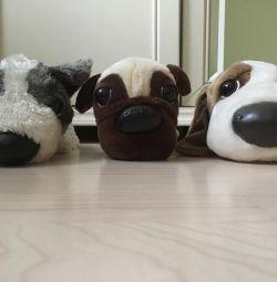 Игрушка игрушки собака собаки щенок щенки из окей