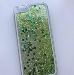 New iridescent case on iPhone 6