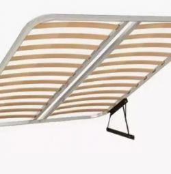 Orthopedic basis for a bed 160х200