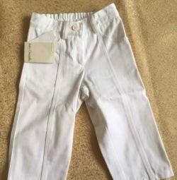 Yeni pantolonlar, İtalya