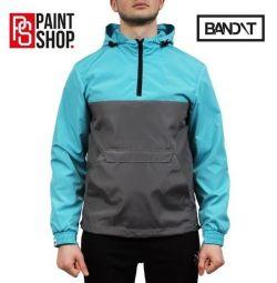 Anorak Bandit Nw Azur Grey