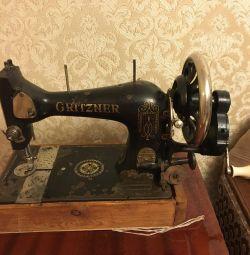 German sewing machine Gritzner