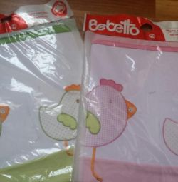Baby blankets (new)