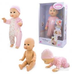 Baby Annabell Learning to walk (original) Zapf