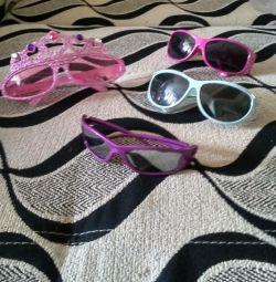 Очки для девочки
