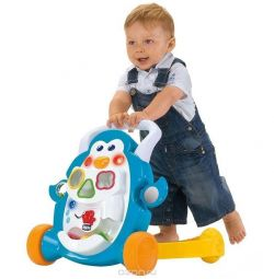 Chicco Penguin rental walkers