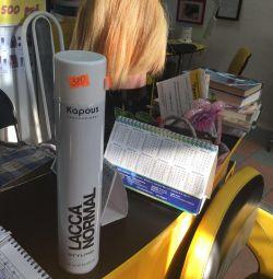 Compania Capus hairspray 500 ml.