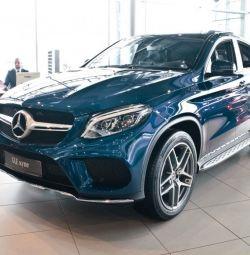 Mercedes-Benz GLE-Class, 2017