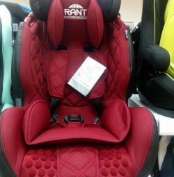 Ultra car seat
