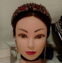 Bezel crown Dolce Gabbana