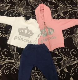 Clothes for a girl