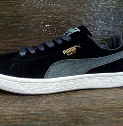 Νέα αθλητικά πάνινα παπούτσια Puma Suede
