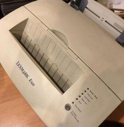 Εκτυπωτής λέιζερ Lexmark E320