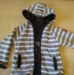 Jacket double-sided r. 74