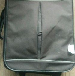 Tekerlekli bavul. Tekerlekli çanta