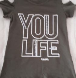 New T-shirts for girls 3-4 years