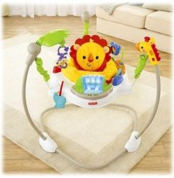 Fisher Price Jumpers Lion Hire