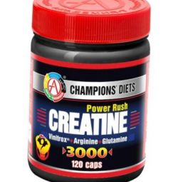 Creatine CREATINE Power Rush 3000