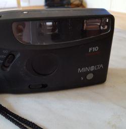 Раритет Фотоаппарат MINOLTA