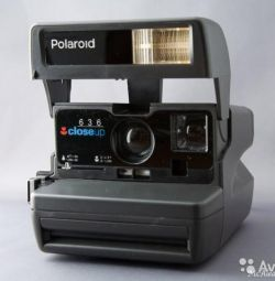 Polaroid and bag
