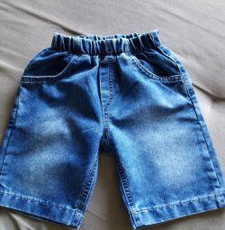 Pantaloni scurți noi