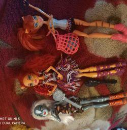 Dolls Monster High. Original.