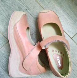Παπούτσια B.Unique (Ισραήλ) δέρμα στην πλατφόρμα, σελ. 36