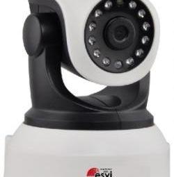 Wi-Fi PTZ IP camera - 3 year warranty.