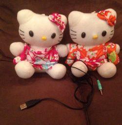 Speakers - Hello kitty toys