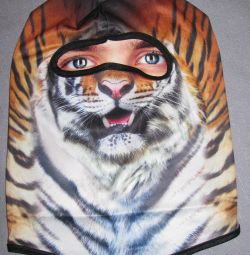 balaclava new tiger lion saber-toothed tiger