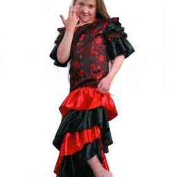 Карнавальний костюм іспанська
