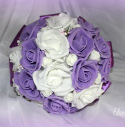 Wedding bouquets in stock
