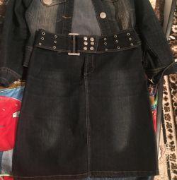 Costum de jeans