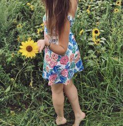 H&M yazlık elbise
