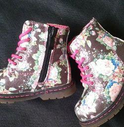Μπότες, μέγεθος 21