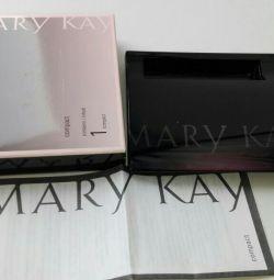 Carcasa compactă Mary Kay pentru produse cosmetice decorative