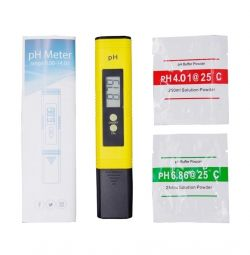 PH-02 meter for water quality measurement