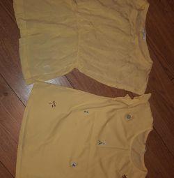 Tunică + tricou