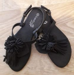 Sandale, vezi profilul