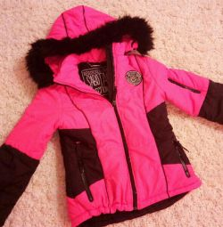 Ski jacket for girl