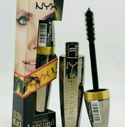 Mascara NYX ULTRA BLACK