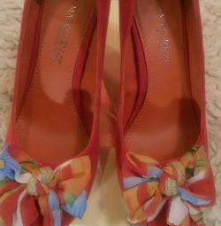 Suede παπούτσια από MarcoTozzi