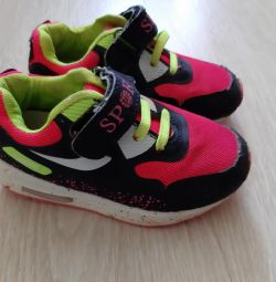 Sneakers for children 26 size