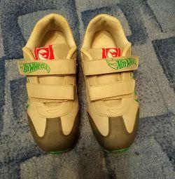 Hot Wheels Erkek Çocuk Spor Ayakkabıları